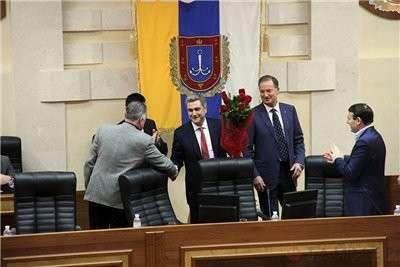 Одесса переходит в надёжные руки Петра Порошенко