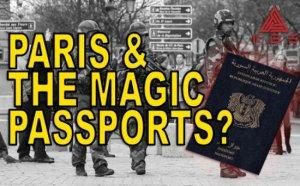 Опять этот финт с магическими паспортами как и при 9-11