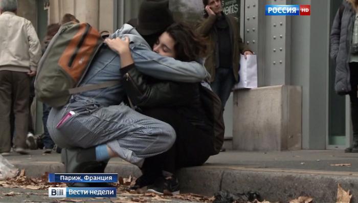 Террористы расстреливали парижан спокойно и без криков