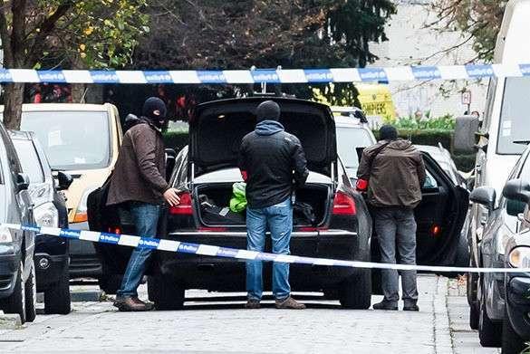 Центр Брюсселя потряс мощный взрыв