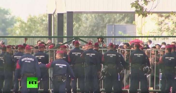 Проблему экстремизма в Европе уже не решить закрытием границ