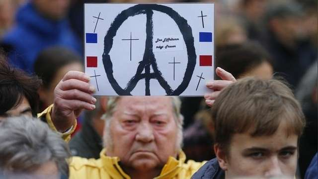 После терактов в Париже