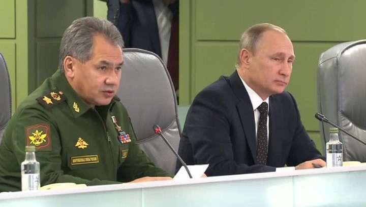 Россия нанесла массированный удар по бандитам ИГИЛ
