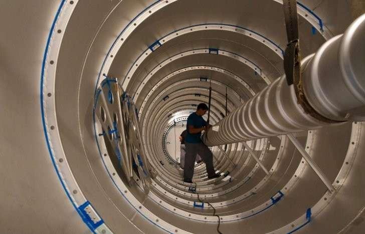 Прототип баллистической ракеты «Сармат» испытают весной 2016 года