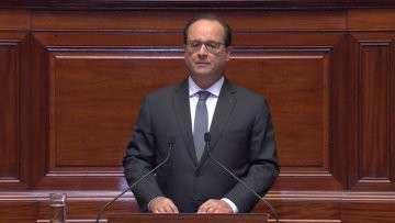 Мы уничтожим террористов – Олланд объявил войну Исламскому государству