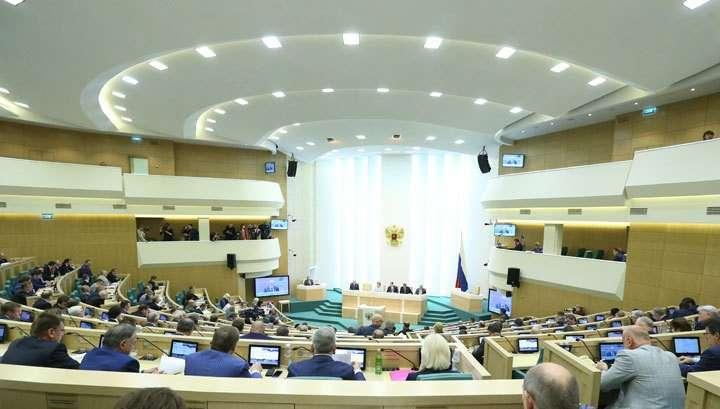 Совет Федерации призвал не делить террористов на «плохих» и «хороших»