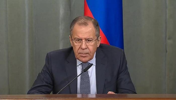 Сергей Лавров назвал подрыв Airbus A321 нападением на Россию