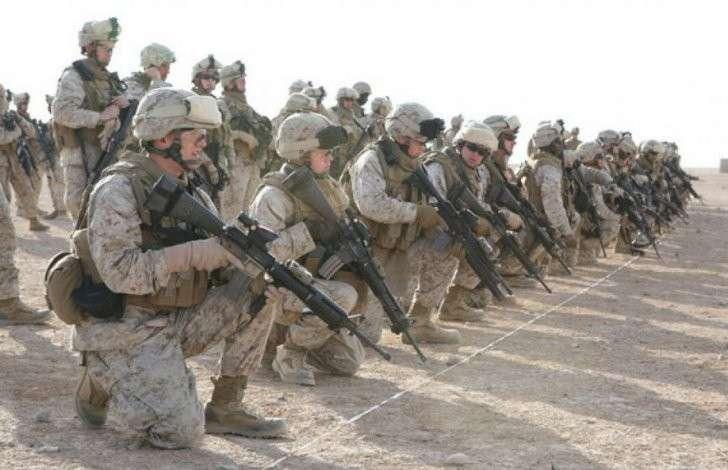 Готовится вторжение НАТО в Сирию против России
