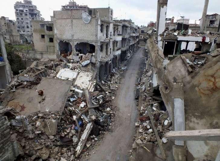 Владимир Путин: наземную операцию в Сирии - начать!