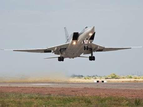 Ту-22М3 нанесли второй удар по шести объектам ИГИЛ в Ракке и Дэйр-эз-Зоре