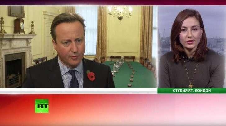 Дэвид Кэмерон допускает проведение военной операции в Сирии без санкции Совбеза ООН