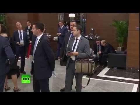 СМИ разоблачили ушастого шпиона с саммита G20