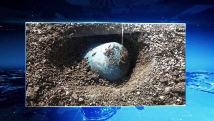 В Турции обнаружен склад со 100 кг взрывчатки