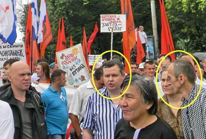 Марат Мусин и Анатолий Несмиянов (Эль Мюрид) - дешёвые провокаторы