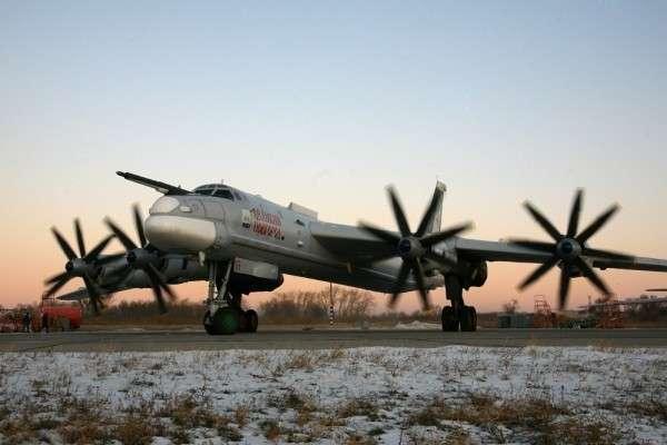 Ту-95 адаптировали под новые ракеты