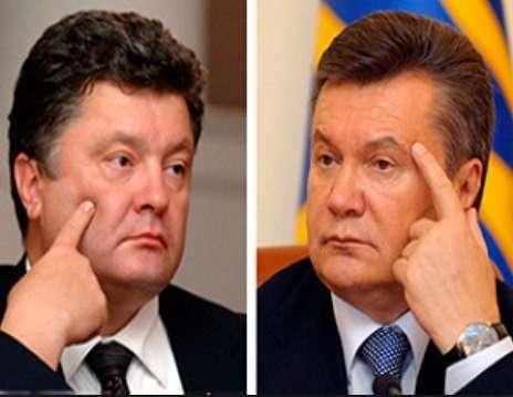 Дублирующий Президент Украины