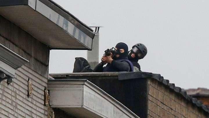Брюссельская полиция накрыла лабораторию взрывников и склад оружия