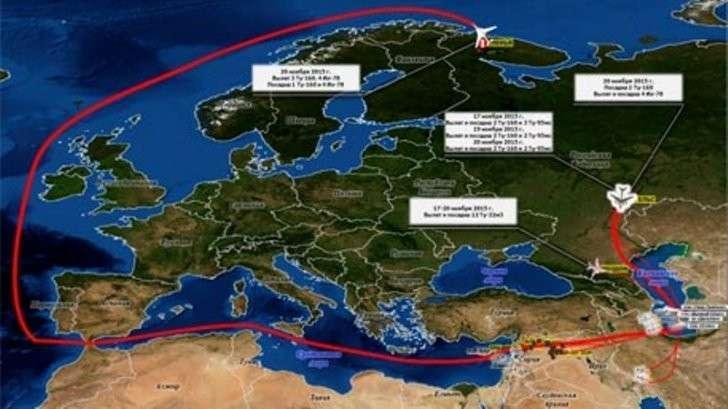 Белые Лебеди обогнули всю Европу. Европа загрустила