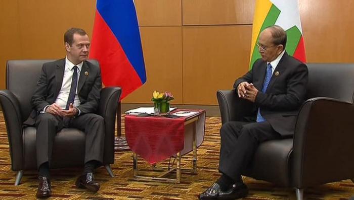 Мьянма хочет дружить с Россией вне зависимости от политической ситуации