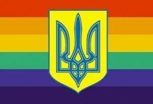 В Киеве, в день голосования за Порошенко, прошел гей-парад