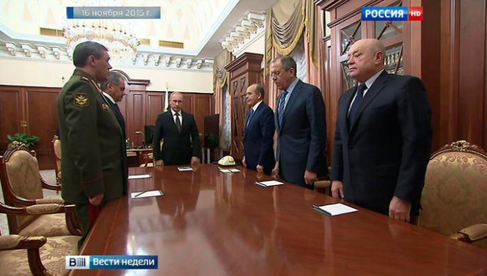 Владимир Путин пришёл в ярость от теракта на борту Аэробуса A321