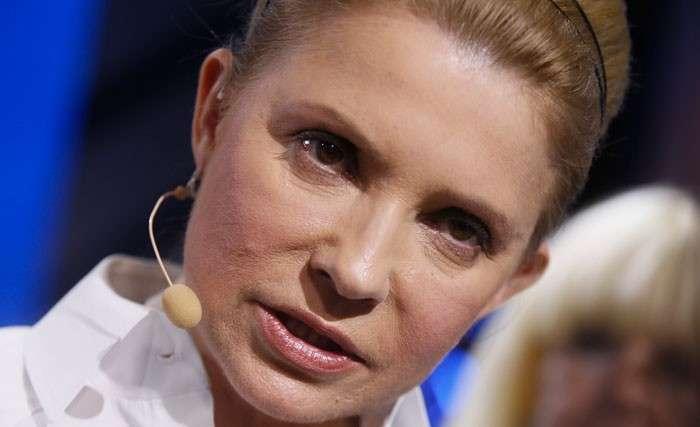 Тимошенко рвется в бой. Лидер «Батькивщины» намерена инициировать проведение референдума о вступлении Украины в НАТО