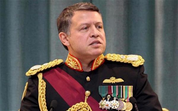 Король Иордании Абдалла во вторник прибудет с официальным визитом в Москву