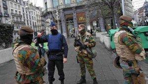 В ходе спецоперации полиции в Брюсселе задержаны 16 человек