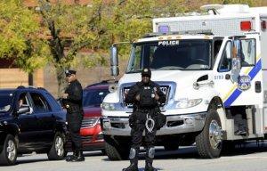 В перестрелке в парке Нового Орлеана в США ранены 16 человек