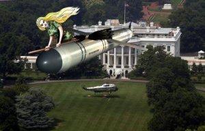 Как я летала над США: мемуары ракеты «Калибр-НК»