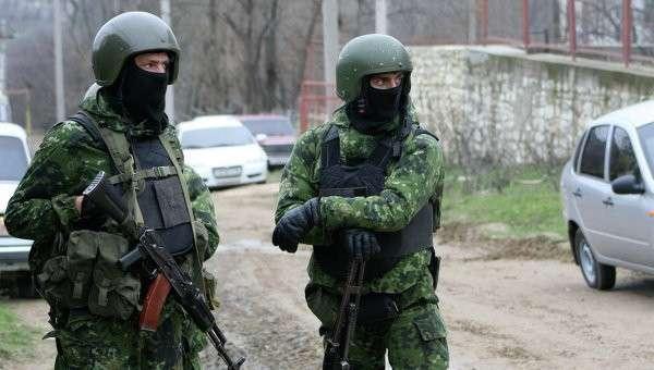 Сотрудники правоохранительных органов в Дагестане, архивное фото
