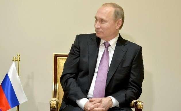 Путин: ВКС РФ будет летать над Каспием столько, сколько потребуется