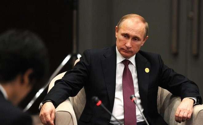 Владимир Путин назвал Турцию пособницей террористов