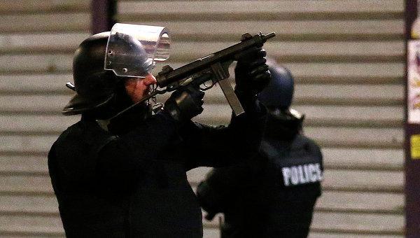 Неизвестные захватили заложников в городе Рубэ на севере Франции