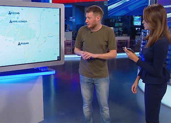 LifeNews выяснил особенности банд боевиков в районе крушения Су-24