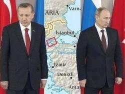 Паразит Эрдоган так и остался паразитом