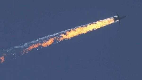 Странные аспекты трагедии в сирийском небе