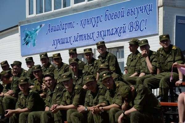 Россия отклонила просьбу Украины разъяснить проведение «Авиадартса»