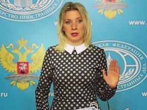 Мария Захарова отреагировала на заявление Госдепа по Су-24