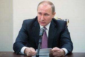 Владимир Путин: погибший командир Су-24 будет посмертно награждён звездой Героя России