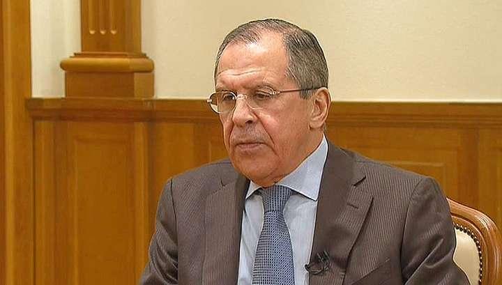Сергей Лавров назвал уничтожение Су-24 спланированной провокацией