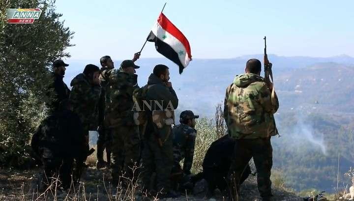 Видео спасения сирийцами морпехов с подбитого российского вертолёта