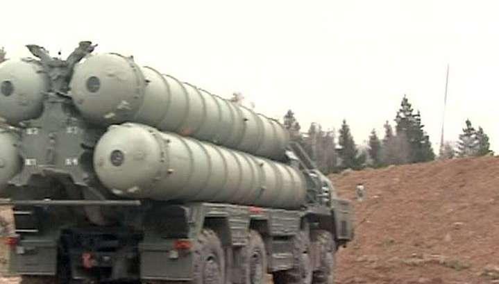 Поставка С-400 в Сирию с лидерами НАТО не обсуждалась