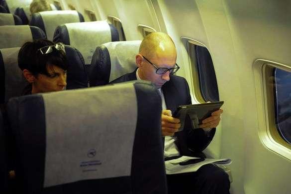 Еврейская Хунта Украины запретила транзитные перелёты для российских авиакомпаний