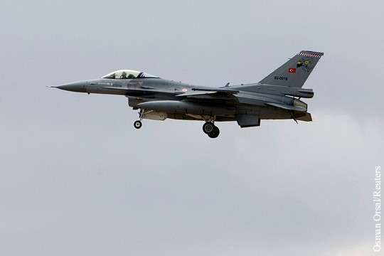 Греция бурно отреагировала на инцидент с российским Су-24