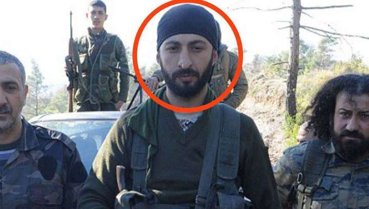 В СМИ попало фото и признание турка-бандита, стрелявшего в командира Су-24