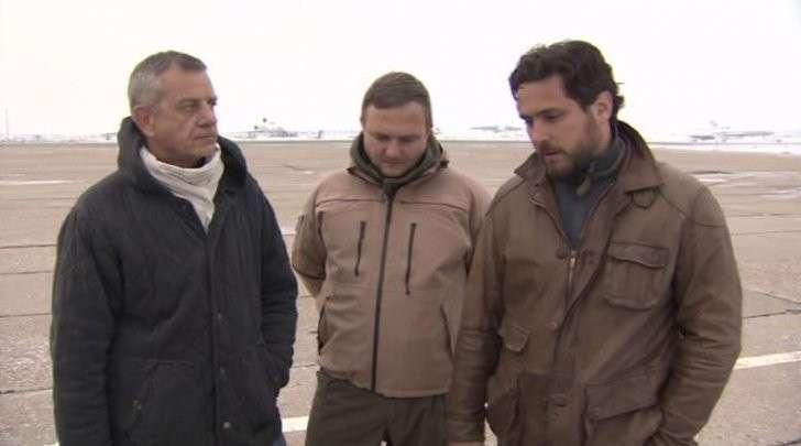 Сирийские военные сказали, что сами лягут, но нас выведут