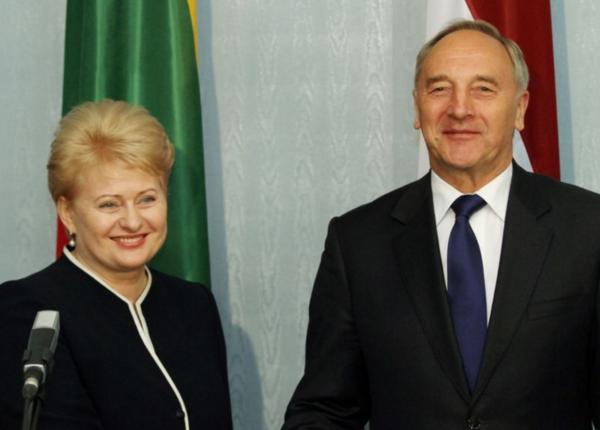 Крысы: Латвия и Литва спонсируют организаторов энергоблокады Крыма