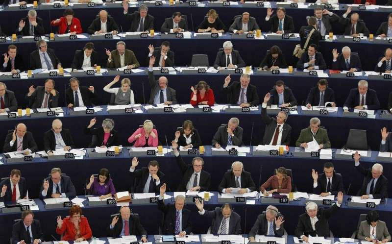 ЕС разрешил себе заниматься любимым делом - грабежами