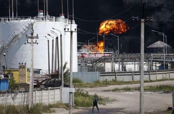 Украинская Хунта отказалась оплачивать российский газ